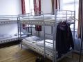 Schlaafsaal - hell und Sauber