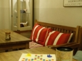 Common room for relax and meetings
